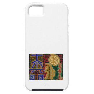Cosmic Reiki Master Healing Art Symbols - TEMPLATE iPhone 5 Cover