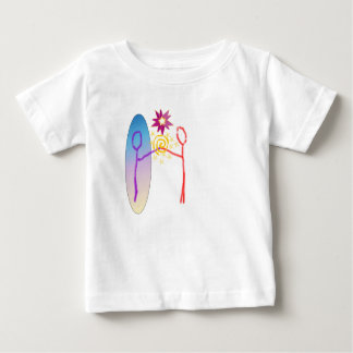 Cosmic Reunion: Fear_Feels_Love Baby T-Shirt