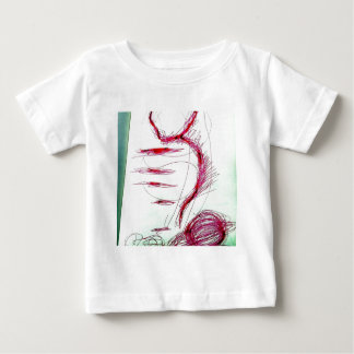 Cosmic Serpent Dance Baby T-Shirt