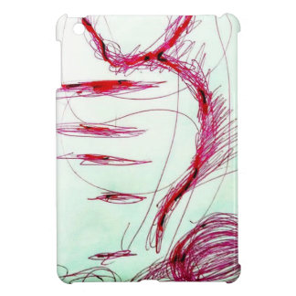 Cosmic Serpent Dance iPad Mini Case