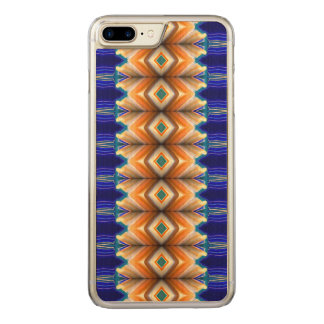 Cosmic Shell Kaleidoscope Carved iPhone 8 Plus/7 Plus Case