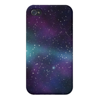 Cosmic Skies Cover For iPhone 4