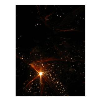Cosmic Spangles Postcard