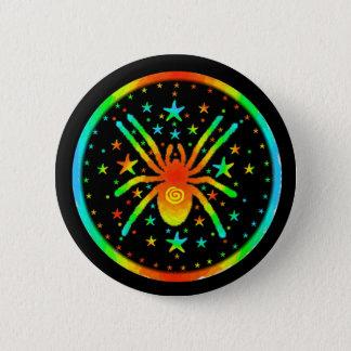 Cosmic Spider Button