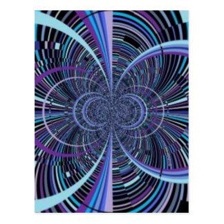 Cosmic Spider Design Post Cards