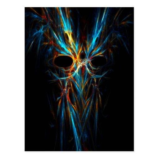 Cosmic Spirit Postcard