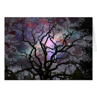 Cosmic Tree - M82 Card
