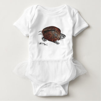 Cosmic turtle 1 baby bodysuit