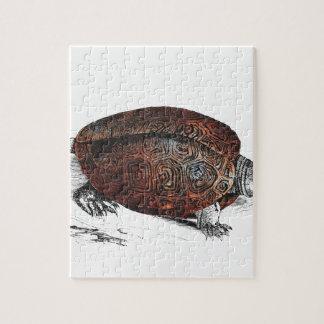 Cosmic turtle 1 jigsaw puzzle