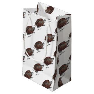 Cosmic turtle 1 small gift bag