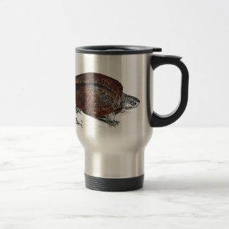 Cosmic turtle 1 travel mug