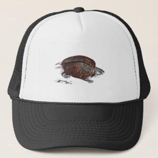 Cosmic turtle 1 trucker hat