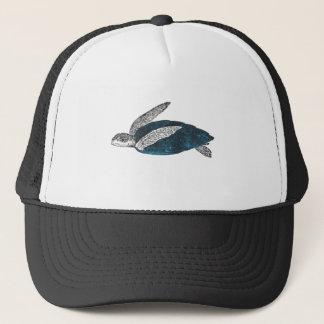 Cosmic turtle 2 trucker hat