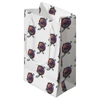Cosmic turtle 3 small gift bag