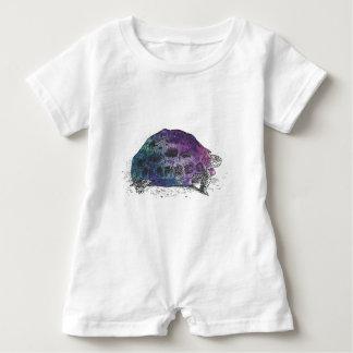 Cosmic turtle 4 baby bodysuit