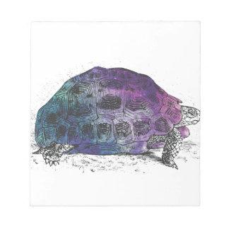 Cosmic turtle 4 notepad