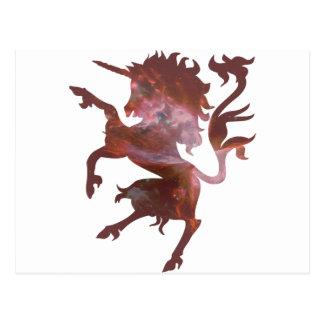 Cosmic Unicorn Post Cards