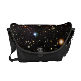 Cosmic Universe II Handmade Messenger Bags