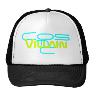 Cosmic Villain! Cap