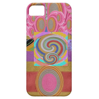COSMIC WAVES MULTIPLE  Images : Collage Selections iPhone 5 Cover