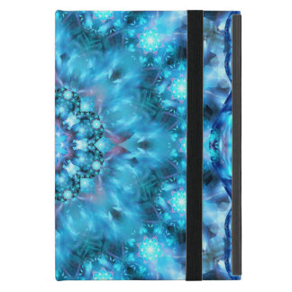 Cosmic Window Mandala iPad Mini Cover