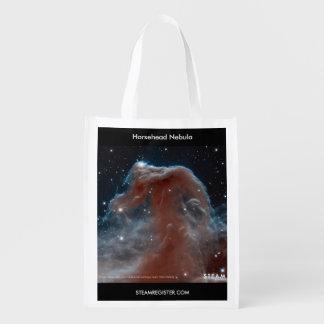 Cosmic Wonders - Horsehead Nebula Reusable Bag