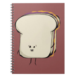 CosmicPBJ, the Ultimate Sammich! Notebooks