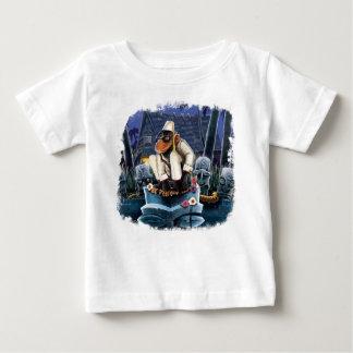 Cosmo At The Moon Palace Baby T-Shirt