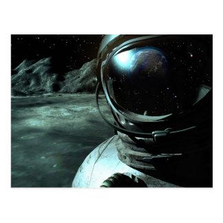 Cosmonaut Outlook Postcard