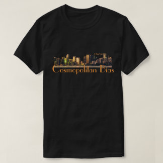 Cosmopolitan Bias - A MisterP Shirt