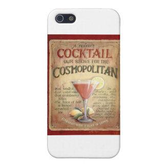 cosmopolitan cocktail recipe iPhone 5 case