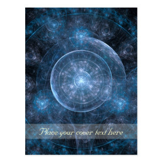Cosmos Background 001 Postcard