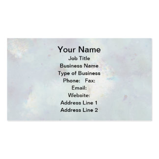 Cosmos. Business Card Template