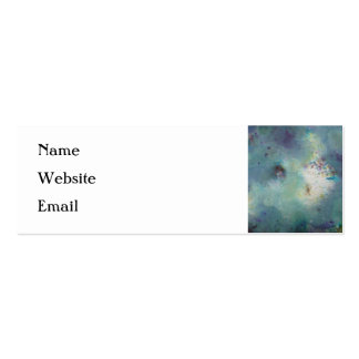 Cosmos. Business Card Templates