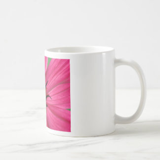 cosmos flower coffee mug