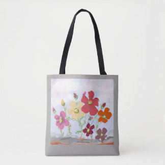 COSMOS Flower TOTE