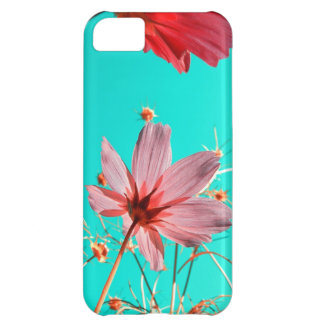 Cosmos flowers abstract II iPhone 5C Case