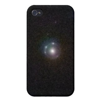COSMOS Gravitational Lens 5921+0638 Case For The iPhone 4