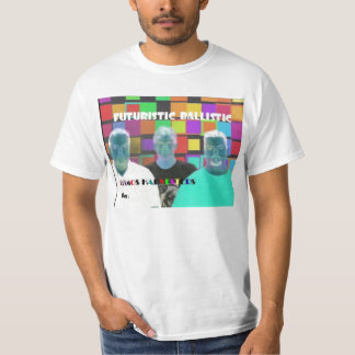 Cosmos Harvesters Futuristic Ballistic T-Shirt