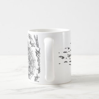Cosmos Mug Basic White Mug