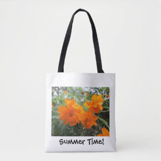 Cosmos Orange -  Tote Bag