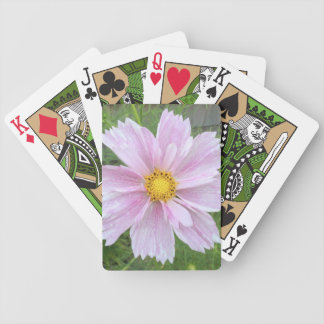 Cosmos - Palest of Pinks --- Poker Deck
