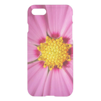 Cosmos Pink Flower iPhone 7 Case