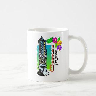 Cosmo's Tiki Lounge Coffee Mug