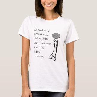 Cosplay Leia Princess T-Shirt