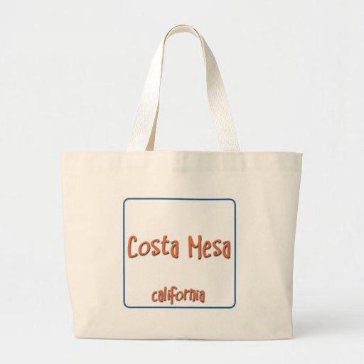 Costa Mesa California BlueBox Tote Bag
