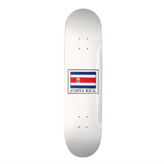 Costa Rica 21.6 Cm Old School Skateboard Deck