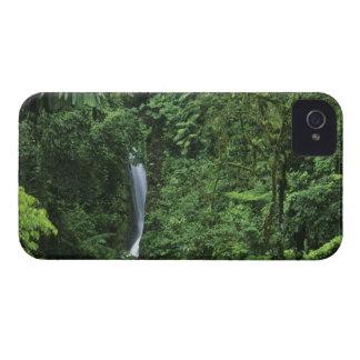 Costa Rica, Arenal Volcano area, Hanging Bridges iPhone 4 Case-Mate Cases