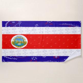 Costa Rica Beach Towel