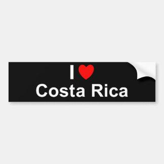 Costa Rica Bumper Sticker